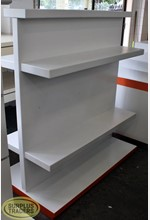 Display Shelving Two Way