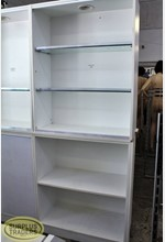 Display Wall Unit White