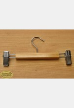 Hangers Wooden 135mm Box 100