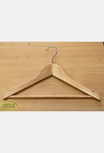 Hangers Wooden 340mm Box 100
