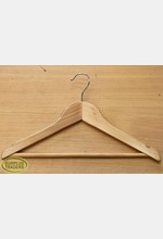 Hangers Wooden 340mm Box 50