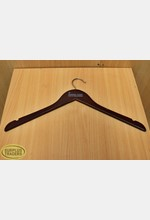 Hangers Wooden 445mm Box 100