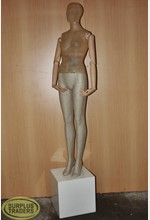 Female Mannequin on Plinth