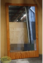 Large Mirror Wooden Frame