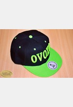 Baseball Cap Lime / Black