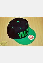 Baseball Cap Black / Green