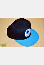 Baseball Cap Black / Blue