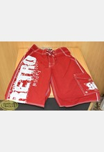 Boys Red Board Shorts