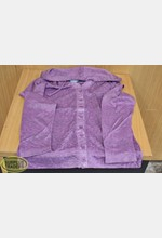 Kids Purple Hoodies Size 10