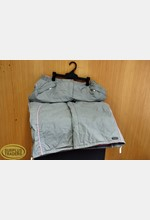 Adult Ski Pants Padded Grey