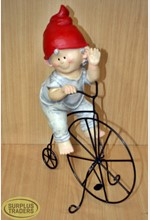 Boy on a Bike Ornament