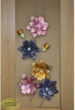 Metal Wall Decor Diamante