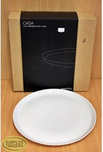 Serving Plate Set of 4 White