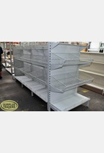 New ST Dairy Shelving 3 Bay