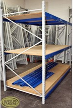 Acrow 80 Shelving 3 Levels