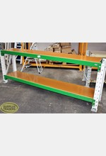 Workbench 2 Levels Green
