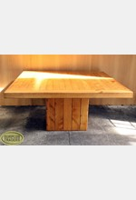 Large Outdoor Square Table