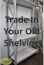 Trade in Your Old Shelving